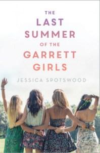 Friday Reads: The Last Summer of the Garrett Girls
