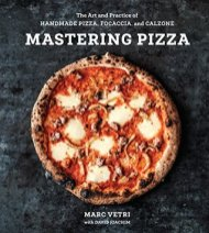 Cover for Mastering Pizza