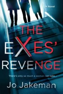 Review: The Exes' Revenge by Jo Jakeman