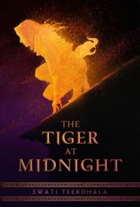 Wishlist Wednesday: The Tiger at Midnight