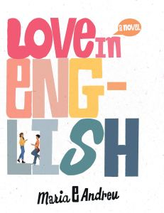 Review: Love in English by Maria E. Andreu