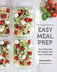 Review: The Visual Guide to Easy Meal Prep