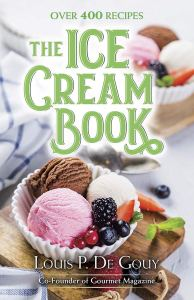 Review: The Ice Cream Book by Louis P. De Gouy