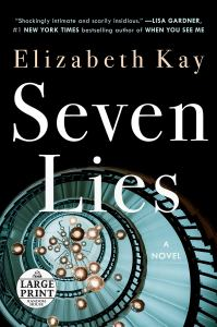 Review: Seven Lies by Elizabeth Kay