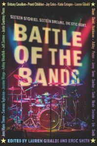 Battle of the Bands by Lauren Gibaldi & Eric Smith