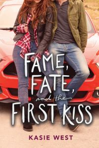 Review: Fame, Fate, and the First Kiss by Kasie West
