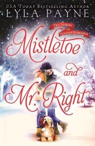 Review: Mistletoe and Mr. Right by Lyla Payne