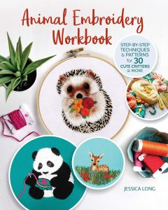Review: Animal Embroidery Workbook