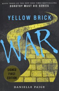 Yellow Brick War Danielle Paige