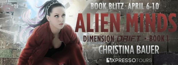 Book Blitz & Giveaway: Alien Minds