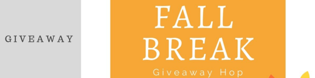 Amazon Giveaway: Fall Break Hop