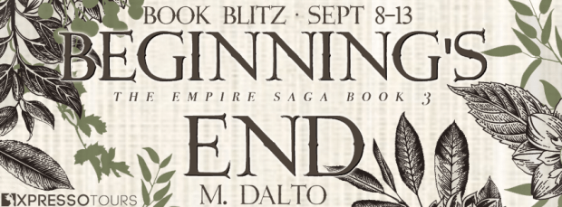 Amazon Giveaway: Beginning's End
