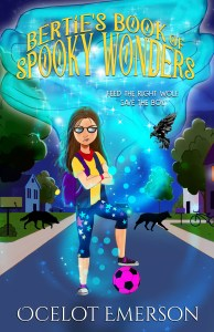 Giveaway: Bertie's Book of Spooky Wonders