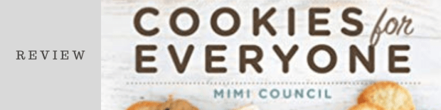 Cookbook Review: Cookies for Everyone