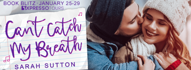 Amazon Giveaway: Can't Catch My Breath