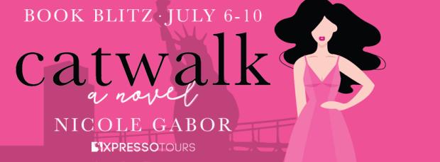 Amazon Giveaway: Catwalk by Nicole Gabor