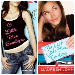 Series Review: Little Blue Envelopes by Maureen Johnson