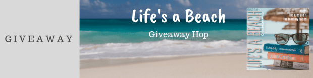 Amazon Gift Card: Life's a Beach Giveaway Hop