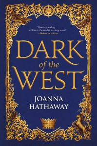Review: DARK OF THE WEST by Joanna Hathaway