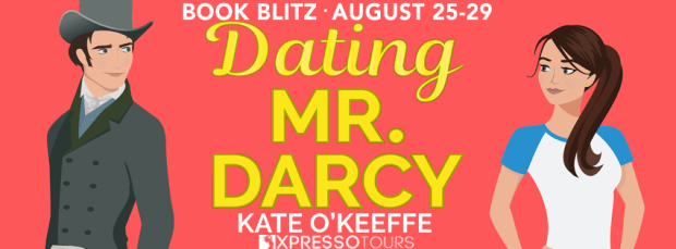 Amazon Giveaway: Dating Mr. Darcy
