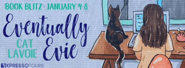 Amazon Giveaway: Eventually Evie by Cat Lavoie