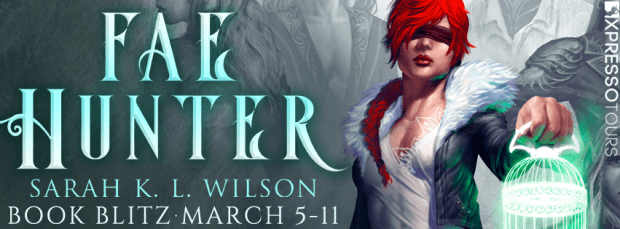 Book Blitz & Giveaway: Fae Hunter