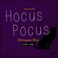 Amazon Giveaway: Hocus Pocus Giveaway Hop