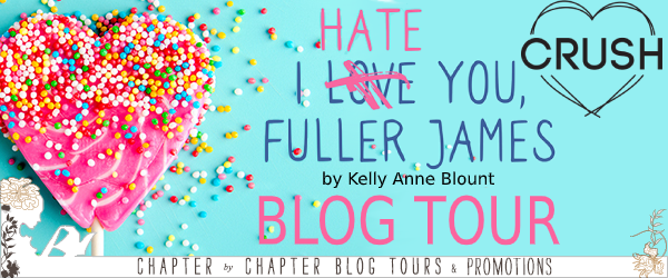 Blog Tour: I Hate You, Fuller James