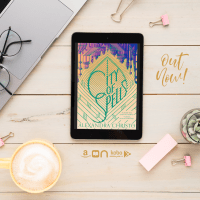 Giveaway: City of Spells by Alexandra Christo