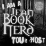 Jean Book Nerd Button