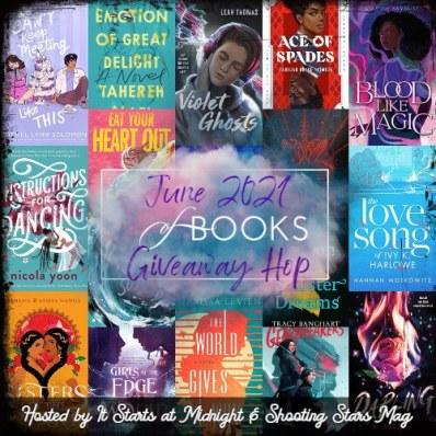 June 2021 Book Giveaway