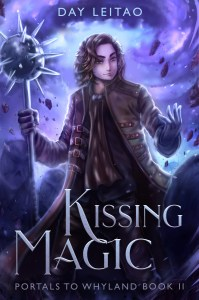 Book Blitz & Giveaway: Kissing Magic