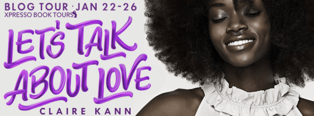 Book Review: Let's Talk About Love by Claire Kann