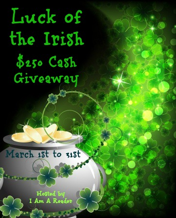 Giveaway: Luck of the Irish $250 Giveaway