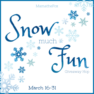 Amazon Giveaway Snow Much fun