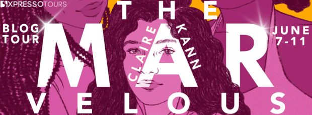 Giveaway: The Marvelous by Claire Kann
