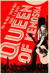 Book Blast & Giveaway: Queen of Kenosha by Howard Shapiro