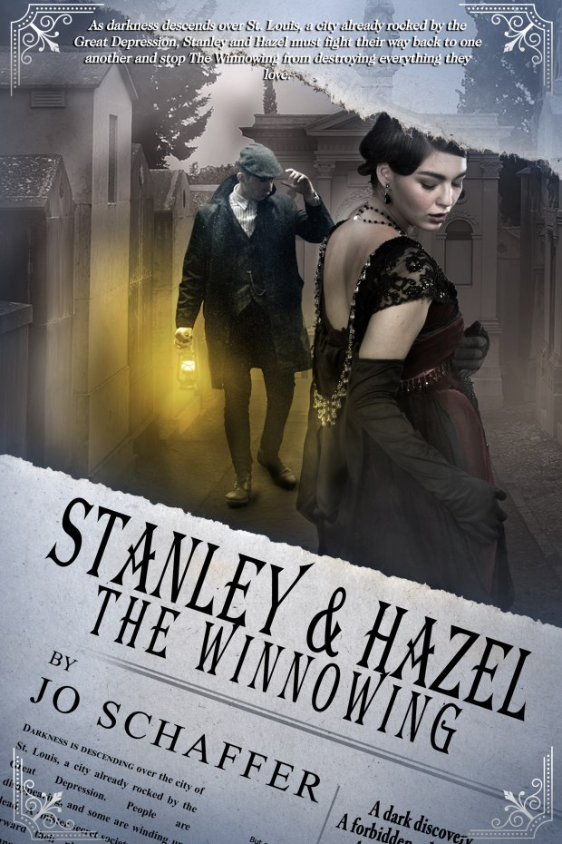 Book cover for The Winnowing