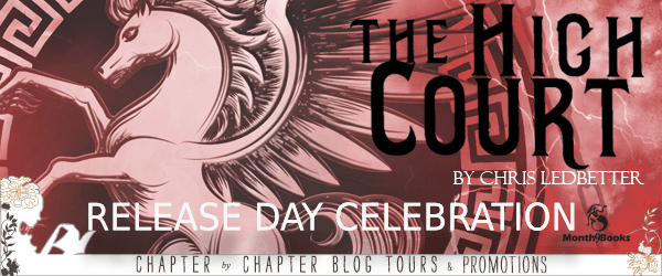 Book Blitz & Giveaway: The High Court by Chris Ledbetter