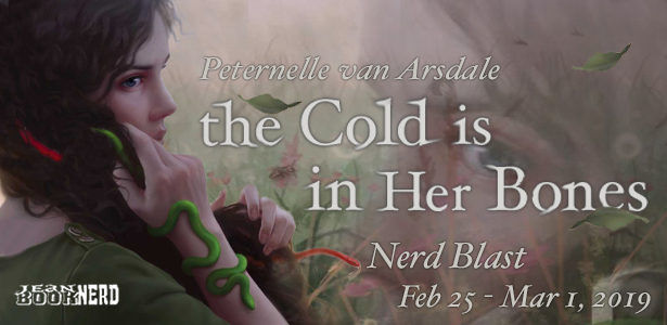 Book Blitz & Giveaway: The Cold is in Her Bones