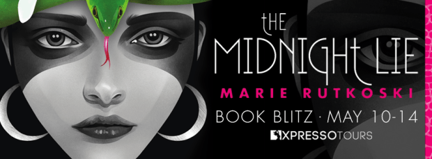 Giveaway: The Midnight Lie by Marie Rutkoski