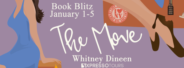 Amazon Giveaway: The Move by Whitney Dineen