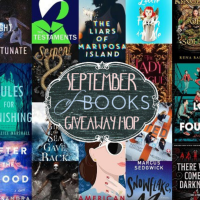 September 2019 Book Giveaway Hop