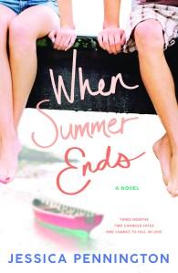 Review + Contest: When Summer Ends – Pennington