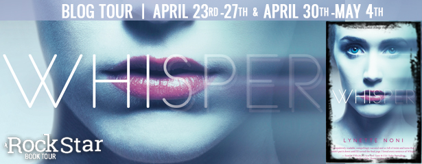 Whisper by Lynette Noni: Review & Giveaway