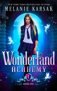 Book Blitz & Giveaway: Wonderland Acadmey