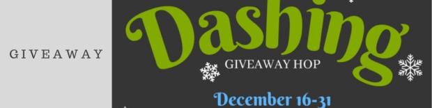 Amazon Giveaway: Dashing Giveaway Hop