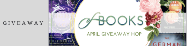 April 2020 New Release Book Giveaway Hop