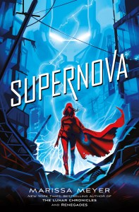Wishlist Wednesday: Supernova (Renegades #3)
