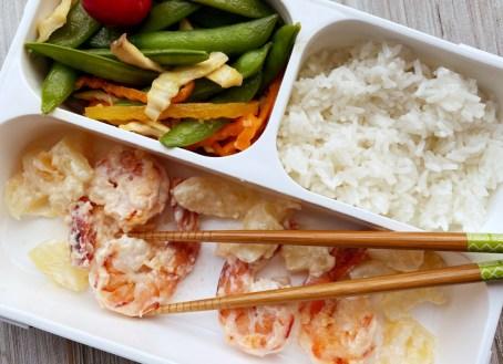 Healthy Quick & Easy Bento Box Ophelia Chien